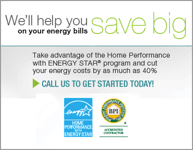 We'll help you save big on your energy bills!